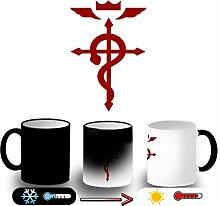 Magic Tasse Logo Full Metal Alchemist Magic Mug