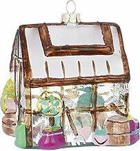 MAGIC Weihnachtskugeln Figuren Glas - Garten -