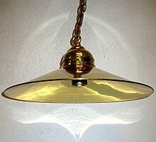 magicaldeco Elegante Messing- Schiffslampe -