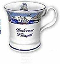 magicaldeco Porzellan- Tasse, Kaffeepott, Haferl -