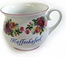 magicaldeco Porzellan- Tasse, Kaffeepott,