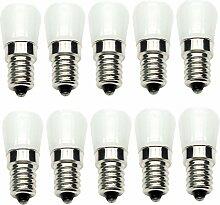 MagiDeal 10 Pack 2W LED Glühbirne Lampe