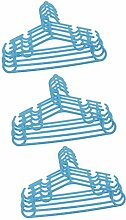 MagiDeal 15er Set Antirutsch Kleiderbügel für