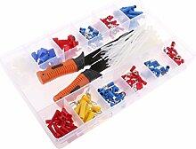 MagiDeal 1Stk. Reparatur-Werkzeuge Zange mit Schachtel Klemmen Ringklemmen für Garage