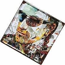 MagiDeal 30cmx30cm Wasserdicht Modern Blechschilder Türschilder Café Bar Pub Wand Dekor - Man