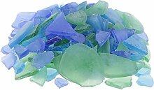MagiDeal 500g Farbige Dekorative Dichtung Glas