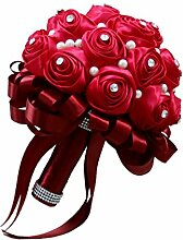 MagiDeal Blumenstrauß Romantische