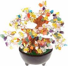MagiDeal Bonsai-Art-Kristallbaum Glück Symbol