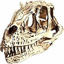 MagiDeal Ceratosaurus Dinosaurier Schädel Modell Bar Karneval Partei Dekor Weiß
