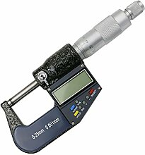 MagiDeal Digital-Bügelmessschraube (Mikrometer)