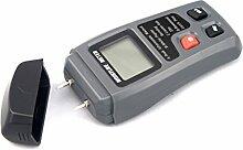 MagiDeal Digital Holz Feuchtigkeitsmesser Feuchtigkeit Tester Holz Feuchten Detektor mit Lcd Display
