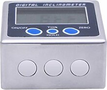 MagiDeal Digitaler Neigungsmesser Inclinometer
