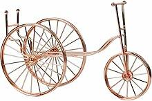 MagiDeal Fahrradform Weinregal Flaschenregal