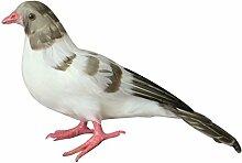 MagiDeal Garten Landschaft Künstliche Vogel Dekofigur Dekoration Farm Vogel Scarer Garten Ornament - # 2