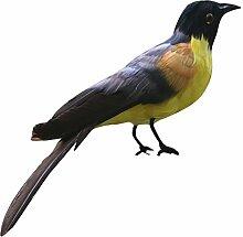 MagiDeal Garten Landschaft Künstliche Vogel Dekofigur Dekoration Farm Vogel Scarer Garten Ornament - # 11