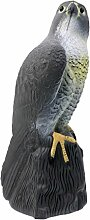 MagiDeal Gartenfigur Vogelscheuche Taubenschreck