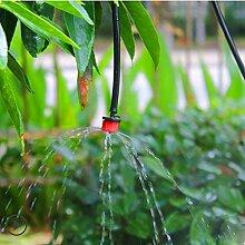 MagiDeal Gewächshaus Gartenpflanze Bewässerungs system Tropf-Bewässerung Tröpfchenbewässerung Kit - Standard
