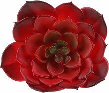 MagiDeal Kunstpflanzen Künstliche Sukkulenten