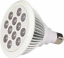 MagiDeal LED E27 Pflanzenlampe LED Pflanzenlampe