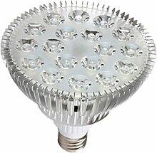 MagiDeal LED Pflanzen Lampe Gewächshaus, Pflanze Wachsen Licht, Plant Grow Light - 54W