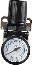 MagiDeal Luftkompressor Filter Wasserabscheider Werkzeuge Druckregler Gauge - AR4000-04