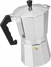 MagiDeal Moka Express Kanne Espressokocher -