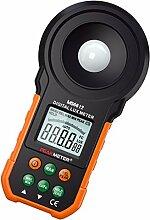 MagiDeal PEAKMETER MS6612 Licht Tester Digital Handheld Tester Testlampe Sonde Lich