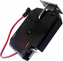 MagiDeal Sperre Zunge Elektrische Solenoid Montage Kontrolle Automatische Sicherheitsschloss Schrank Tür Schublade Eletroschloss