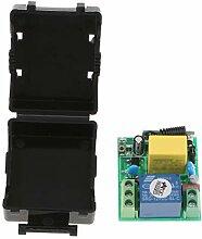 MagiDeal Universal 433 MHz AC 220V Funk Handsender