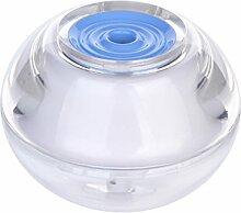 MagiDeal USB Mini Luftbefeuchter, Lufterfrischer , Aroma Diffuser, 80ml Kapazität - Blau