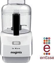 Magimix - Küchenmaschine Micro weiß