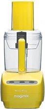 Magimix - Küchenmaschine Mini Plus Gelb
