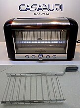 MAGIMIX TOASTER VISION BLACK INCLUDED OF 1 GRILL