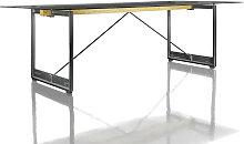 MAGIS Brut Designer Tisch, verschiedene Größen