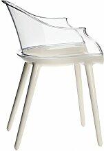 Magis Cyborg Stuhl Weiß