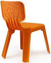 Magis Me Too - Kinderstuhl Alma, orange