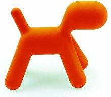 Magis Me Too Puppy Kinderstuhl H 45cm orange