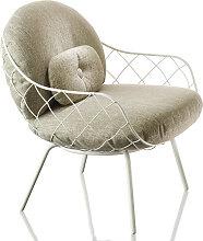 MAGIS Pina Designer Sessel, Outdoor