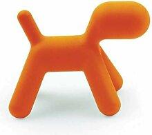 Magis Puppy Medium Orange Kinderstuhl