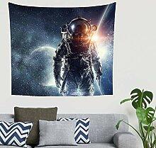 Magisch Raumfahrer Sonnenlicht Universum Schön