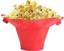 Magische Mikrowelle Popcorn Popper, Silikon