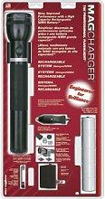 Maglite kre1016schwere Wiederaufladbare Taschenlampe System, schwarz