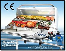 Magma Monterey Gourmet Series Gas Grill A10–1225ce-2