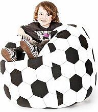 MAGMA Sitzsack Fussball XL