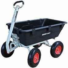 Magna Cart MCC 1 Gartenwagen, Schwarz