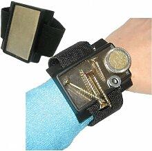 Magnet Armband Magnetarmband Heimwerker Werkzeug