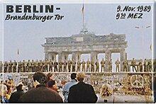 Magnet - Berlin 1989 - Gr. ca. 8 x 5,5 cm - 38703