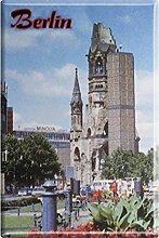 Magnet - Berlin - Gr. ca. 8 x 5,5 cm - 38705 -