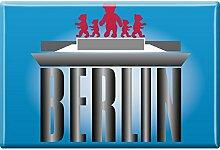 Magnet - BERLIN - Gr. ca. 8 x 5,5 cm - 38715 -