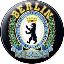 Magnet - Capital Berlin - Gr. ca. 5,7 cm - 16837 -